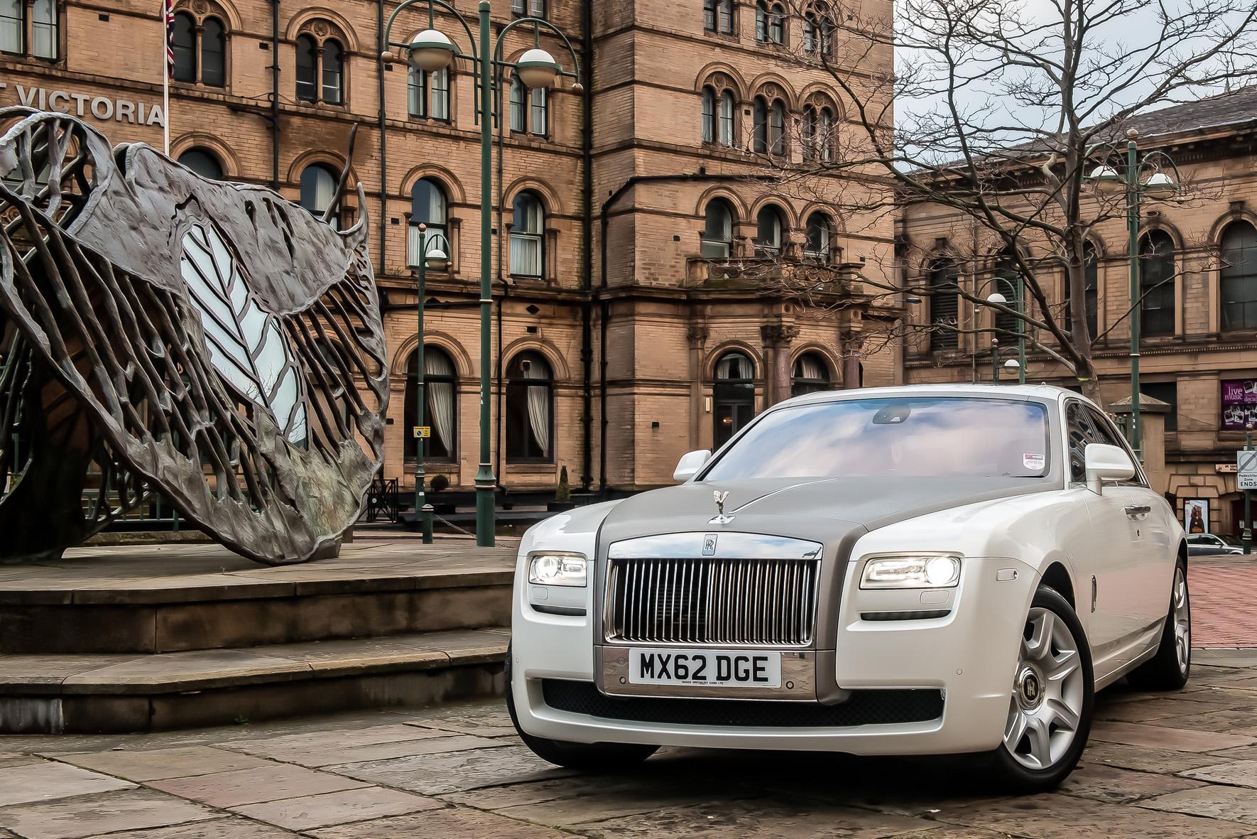 Wedding Car Hire Bradford